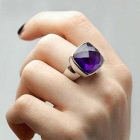 Кольца на пальцах рук и астрология