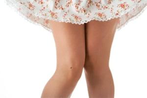 Значение родинок на коленях