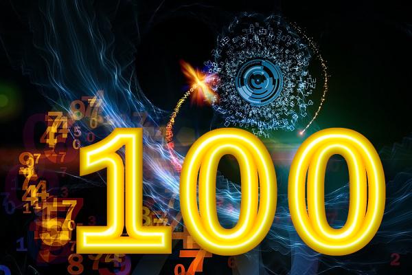 Число 100 в нумерологии