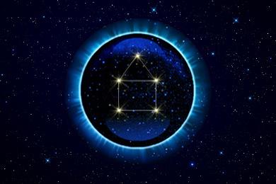 Цефей - верхний знак зодиака Часы.