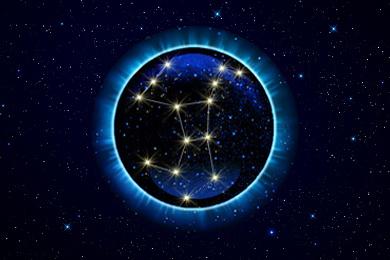 Созвездие Геркулес - верхний знак зодиака Рыцарь. Верхний Зодиак.