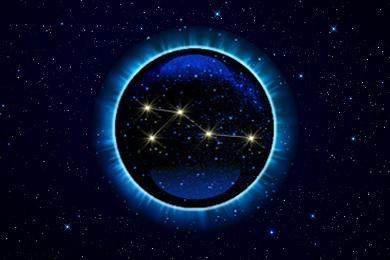 Верхний знак зодиака Кит. Верхний Зодиак.
