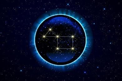 Пегас знак Верхнего Зодиака.
