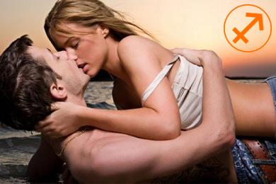 Сексуальные инстинкты стрельца